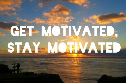 Staying Motivated When Things are Hard