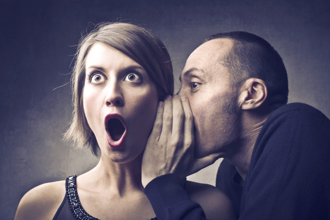 How Gossip Can Hurt Your Soul